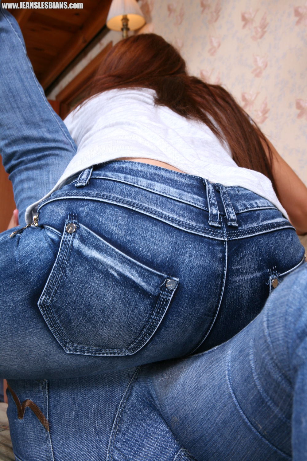 The Tight jeans lesbian minority classical